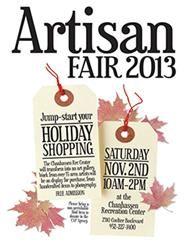 2013 Artisan Fair ads