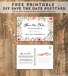 Save the Date Postcard Templates . 30 Save the Date Postcard Templates . Save the Date Postcard Template – 25 Free Psd Vector Eps Printable Postcards, Free Postcards, Postcard Template, Save The Date Postcards, Save The Date Cards, Printable Cards, Free Printables, Diy Postcard, Diy Save The Dates