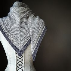 Simply shawl…inspired by the simple things in life that bring so much joy!