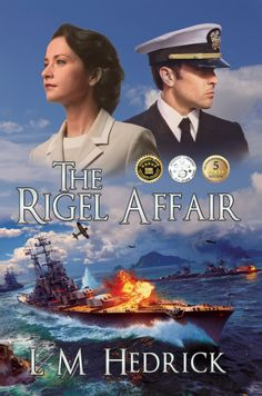 The Rigel Affair (book) by L M Hedrick. A rip-roaring wartime romance and chilling danger unknown to most. Military mystery, thriller and Thriller Novels, Mystery Novels, Historical Romance Novels, Historical Fiction, Best Amazon Deals, Pearl Harbor Attack, Great Stories, Date, Free Books
