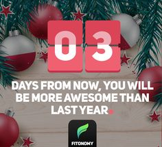 To make it easier for you to achieve your New Year Resolutions we have special deals on Fitonomy app.  Check them out ! #fitonomy