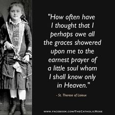 -St. Therese of Liseiux