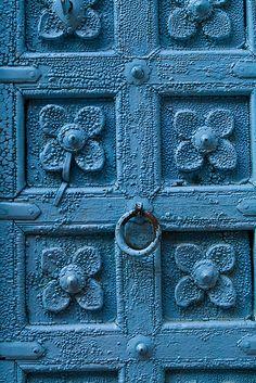 detail door - Jaisalmer India
