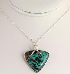 Sonora Sunrise Pendant Listing 122174778 by Ptcreationsjewelry, $55.00