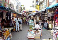 Busan, Korea | Gukje Market Travel Guide - Busan (Pusan) City, South Korea