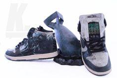 Vaultdweller Nikes (http://asck.tumblr.com/post/19686960872/vault-dweller-dunks-custom-asck-nike-dunk-hi)