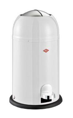 Wesco Kickmaster Waste Can, 3.5-Gallon, 15-Liter, Junior White Wesco http://www.amazon.com/dp/B007BBZQD2/ref=cm_sw_r_pi_dp_L0YStb1XA9PZQN1A