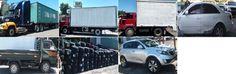 PN recupera camión cargado de neumáticos robado en Santiago y apresa siete personas