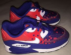 LITTLE BOYS NIKE AIR MAX 90 RUNNING SHOES SIZE 9 NEW NO BOX