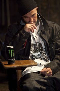 Yelawolf. an artist in thought <3