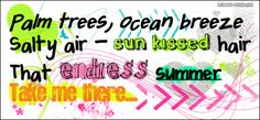 Summertime Love Quote | Summer Quotes for Tumblr