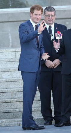 Prince Harry Photos - Prince Harry Visits New Zealand - Day 1 - Zimbio