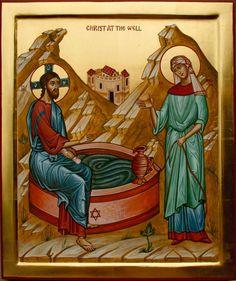 The Samaritan Woman / St. Photini