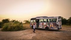 "In the picture: Film City tour bus ""Goregaon film city"" or ""Dadasaheb Phalke Chitranagari"" in Mumbai is a place where many Bollywood movies are made making history every Friday."