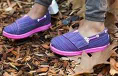 Cute! TOMS for Kids