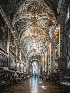 hidden museum, rome