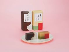 Yokan are the best Japanese summer snack and also make perfect presents since they're so beautiful!