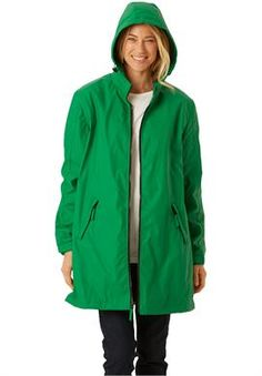 Women's Plus Size Pattern Merriweather Coat from Lands' End ...