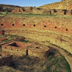 Chaco Culture National Historical Park, New Mexico, United States