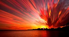 Timelapse photography wasn't cool enough, so Matt Molloy created a brand new photographic technique called time stacking. What it does will blow your mind.