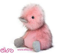 #peluchesparabebés #peluchesdeanimales #peluches Peluches para bebés - Coin Coin PM 30cm www.disy.es