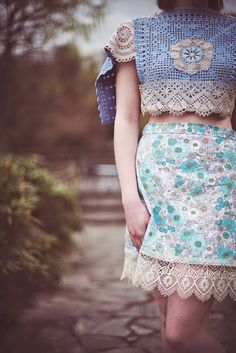 An Ethical Collaboration with Wear We Wander March 2015 When Irish Designer Bronwyn Connolly, of Ethical label Wear We Wander , g. Plait, Ethical Fashion, Wander, Revolution, How To Make, How To Wear, Two Piece Skirt Set, Day, Skirts