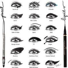Eyeliner Art!