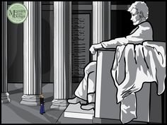 FAMOUS PEOPLE & SPOTLIGHT MOMENTS IN HISTORY The President Abraham Lincoln Clipart set contains 31 high resolution full color and black line PNGs. The set is designed to be coupled with my other US Presidential mini spotlight sets.