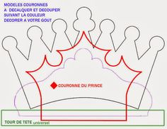 moldes de coroas | Crowns templates