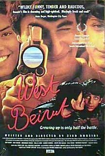 West Beyrouth / West Beirut (1998) - Films - DVD-234