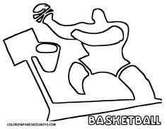 Buzzer Beater NBA Basketball Coloring! Raptors! Tell Other