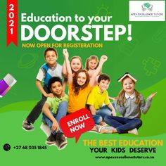 Take your child's learning to the next level! We have an outstanding success rate in improving learners' school performance. Whether you are Homeschooling or simple need assistance with your child's education, Apex is your number one academic solution! Grade 1 -12 Tutoring for Caps, IEB,Cambridge. Register NOW! 068 035 1845 Malcolm X, Online Lessons, Kids Education, Number One, Grade 1, Kids Learning, Cambridge, Homeschooling, Success