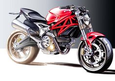 Ducati Monster 696 High Quality wallpapers Wallpapers) – Wallpapers For Desktop Moto Ducati Monster, Monster Sketch, Monster 696, New Ducati, Bike Sketch, Ducati Motorcycles, Motorcycle Art, Bike Design, Sport Bikes