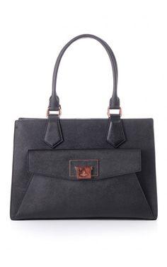 b1d562a44b5 Vivienne Westwood Bags Vivienne Westwood Bags Business Bag Opio Saffiano  Black - Vivienne Westwood Bags from Blueberries UK