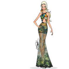 Tropical Woman  #tropicalismo #paulovicttorpaiva