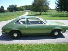 1972 Ford Pinto Hatchback