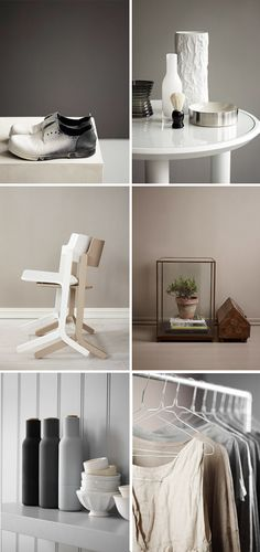 Scandinavian Interior - New colours
