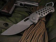 Jeremy Horton - MOA Framelock - Fort Henry Custom Knives