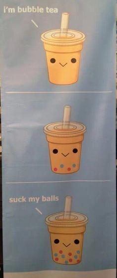 I love bubble tea ^^