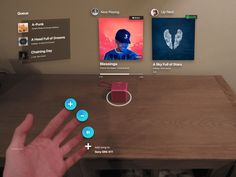 8 Killer Applications of IoT and Mixed Reality - Imagineality Augmented Reality, Virtual Reality, Sky Full Of Stars, Ares, Interaction Design, Ui Inspiration, New Technology, User Interface, Ui Design