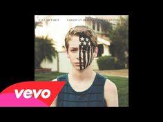Fall Out Boy return with their sixth studio album, American Beauty/American Psycho, which comes less than two years after the release of Save Rock and Roll. Among the track is the band's latest hit single, Centuries. Fall Out Boy, American Psycho, Cd Cover, Album Covers, Cover Art, Dance Like Uma Thurman, Music Is Life, My Music, Music Stuff