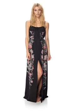 black-Silk-Maxi-Dress