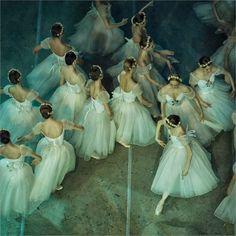 Russian Ballet backstage taken by Mark Olich