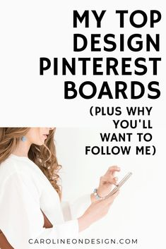 I don't know about you, but I get SUPER excited when I find a Pinterest account that seems to speak my language and be exactly what I need (e.g. food bloggers with pins titled 'Easy 3 ingredient crockpot recipes'). I hope that you'll find my boards are the place to be for home design inspiration. Interior Decorating Tips, Interior Design Tips, House Design Photos, Cool House Designs, Home Decor Websites, Home Board, Real Estate Business, Works With Alexa, Wooden Dolls