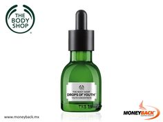 MONEYBACK MEXICO. This innovative concentrate helps to enhance skin condition, leaving it looking smoother, fresher, and healthier. Visit THE BODY SHOP in Mexico and get a Moneyback tax refund! #moneyback www.moneyback.mx