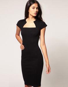 CLASSY LITTLE BLACK DRESS - Nasha Bendes