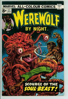 Werewolf by Night 27 (VG 4.0) pence