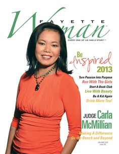Westminster alumna Judge Carla Wong McMillian ('91) is featured in the January issue of Fayette Woman.