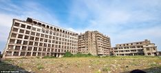 'Battleship Island': Hashima was given its nickname because it has an uncanny resemblance to a military warship