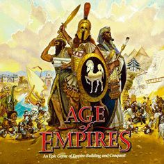 Age of Empires. One of the first strategy Games i ever played.